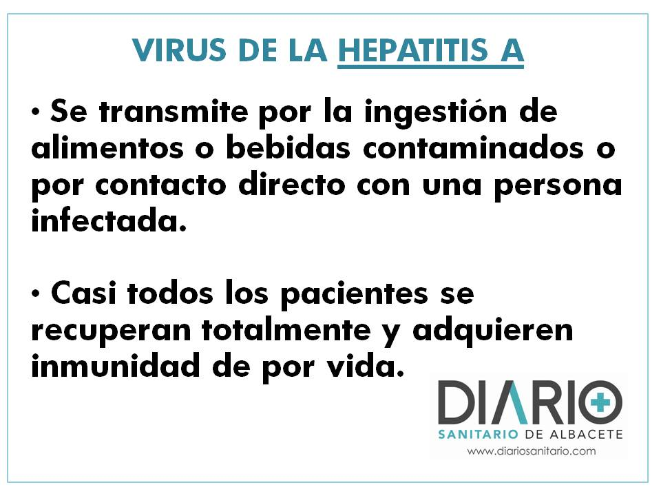 Claves sobre la Hepatitis A.