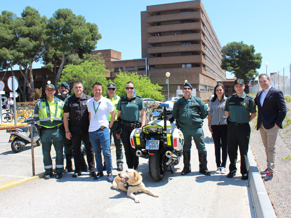 Guardia Civil hospital