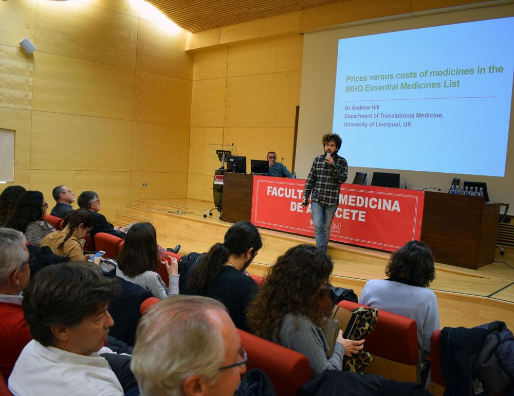 acceso justo medicamentos Albacete