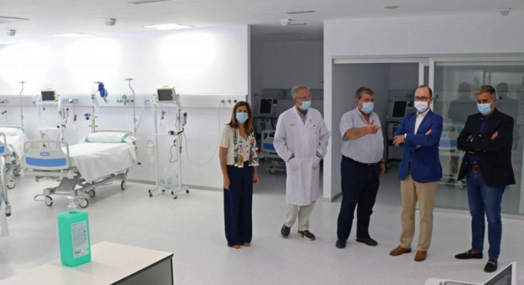 Toledo pacientes COVID